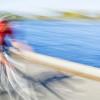 Biking on the Esplanade thumbnail