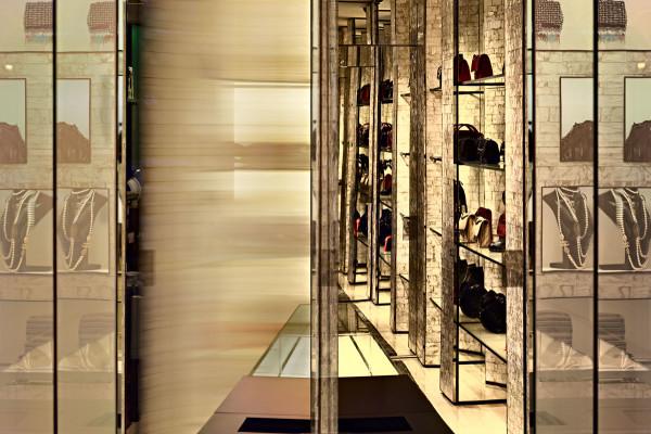 Chanel Door