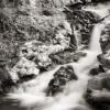 Left Falls at the Bear's Dean, New Salem thumbnail