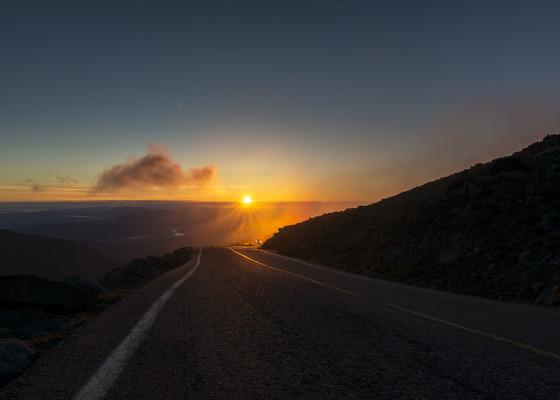 Mt Washington 5:03 AM