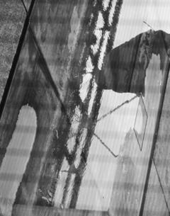 Pompidou Reflection