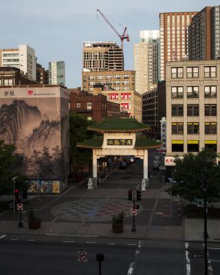 Chinatown 7:17 AM