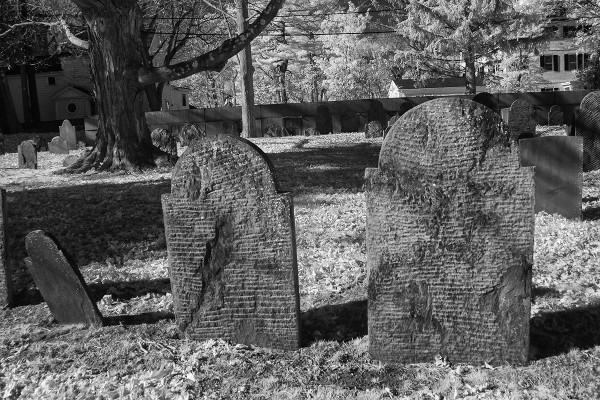 Old Burying Ground, Arlington, MA