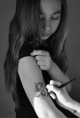 Alicia Tattoo