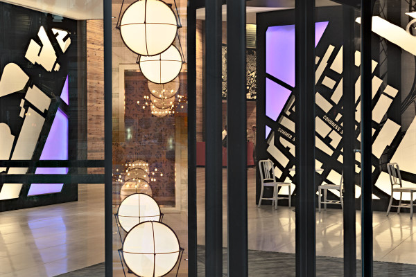 Infinity Lobby