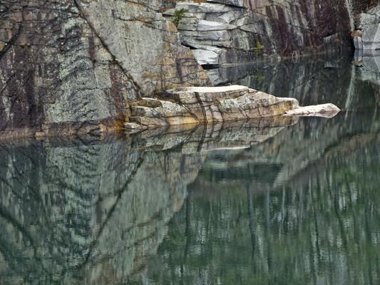 North Wall Reflection