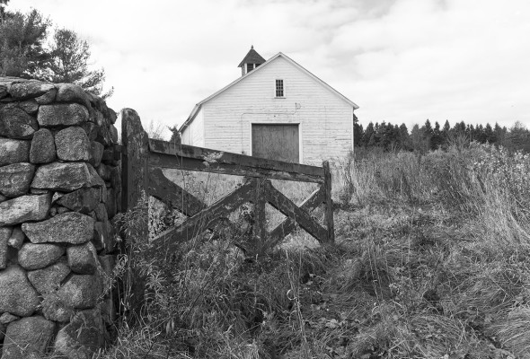 Barn Gate, Exeter, NH