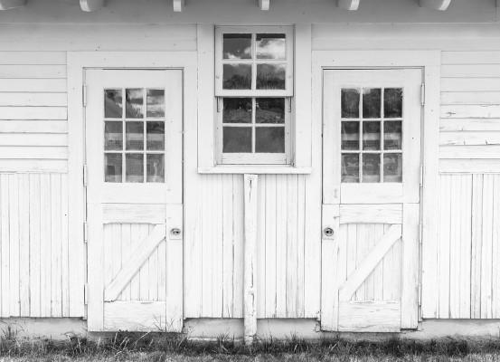 Barn Window, Wells, ME