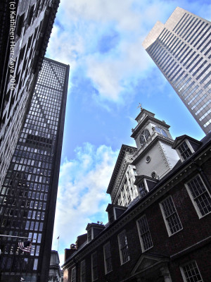 3 Top of Old State House