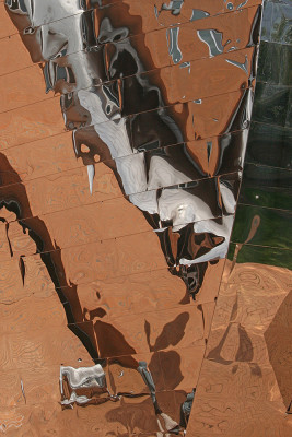 8. Stata Center Reflection, MIT #4
