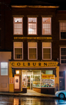 Oldest Shoe Store in America